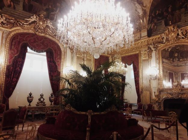 Aposentos de Napoleón III