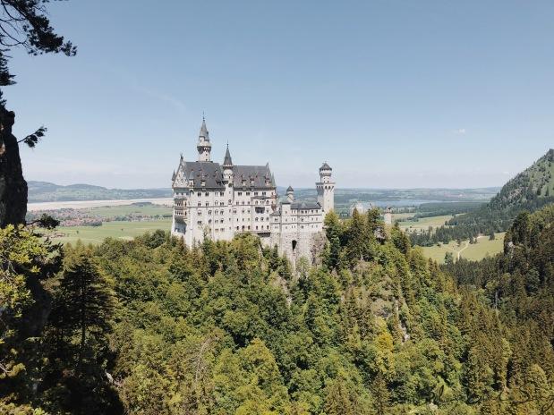 MÚNICH - Neuschwanstein - Un castillo de hadas